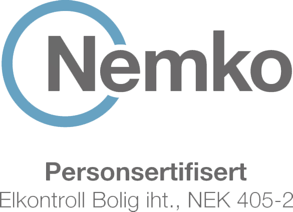 Sertifisering Nemko Elkontroll
